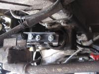 1981 Vanagon extended Transaxle Extension