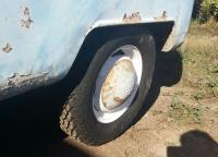 63 stock height 205 75 15 General Grabber A/T