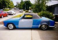 1966 Ghia cabrio in 1997