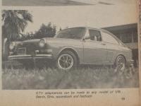 EMPI Fastback GTV