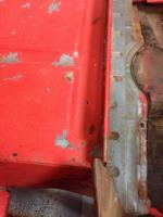 58-59 rear parcel tray shelf