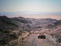 Exploring the Mojave Desert 1970