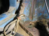 Fuel Injection stray wiring