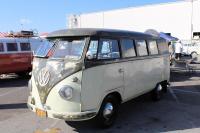 Green/Green Standard Microbus