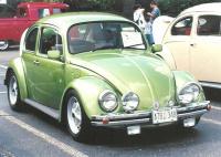 1977 Beetle semi-custom
