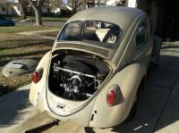1966 Seasand Beige Bug