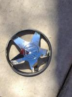Strange hubcaps found in original VW box in a barn