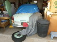 '63 Notchback rear