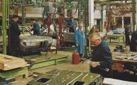 1965 Karmann factory