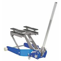 Harbor Freight Motorcycle Lift for Dropping Engine