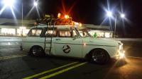 The Original Ghostbusters Squareback (ECTO 3) Halloween 2014