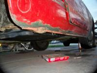 64 Ghia coupe in progress