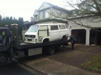 van a gone