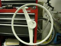 Restored Oval Wheel