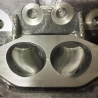Ported AA Cylinder Heads and Ported Case