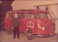 VW Samba Firebus