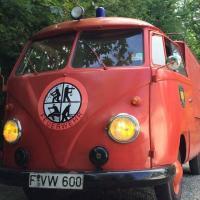 63 single cab Firetruck
