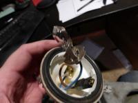 H4 e-code headlamps