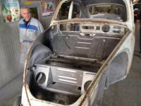 1960 L363 arctic patina