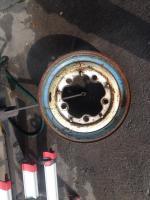 L363 artic original wheel color combo