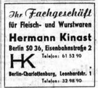 HermannKinastFleischerei