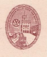 Volkswagen Rallye San Marino 1954