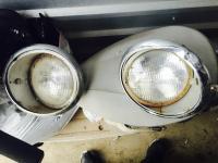 Barndoor headlights from Jan 1955 standard bus