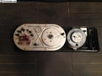 Champagne Edition Instrument Cluster