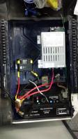 Iota DLS install under drivers seat