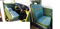 74 Westy front seats