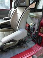 vanagon aux fuse box and inverter