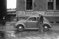 Fahrschule Urban Offenbach 1952