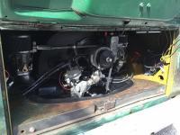 Luis' new engine