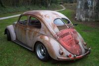 51 split bug 46.000 km's lowmiler barn look