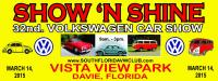 Show N Shine 32 Event Flyer