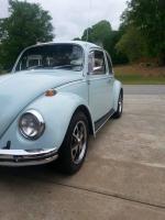 "My ""New Ride"" 1969 Standard Beetle"