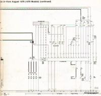 1979 CA factory electronic ignition wiring diagram