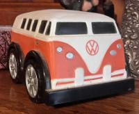 vw herbie bus toy
