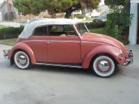 56 VW Convertible