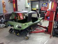 38P Moss Green Manx II / Berrien Chassis