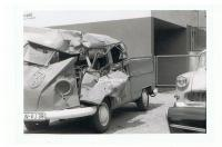 Wrecked Double Cab