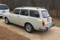 1971 Type 3 Squareback - NCdad