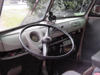 1960 dash with our gauges.