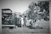 Family bus - new in 1969