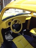 Beetle custom dash