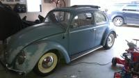 1962 Beetle Ragtop