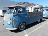 Dove Blue Pressed Bumper Single Cab Hoops Original Paint Bullets OCTO