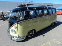 13 Window Deluxe Westy Rack Gas Burners Slammed Narrowed Chromosexual Busczy Chrome Will Get You Home OCTO