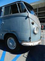 Original Paint Dove Blue Bullet Nose Pressed Bumper Kombi 11 Window OCTO