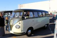 Sand Green Palm Green Standard Microbus